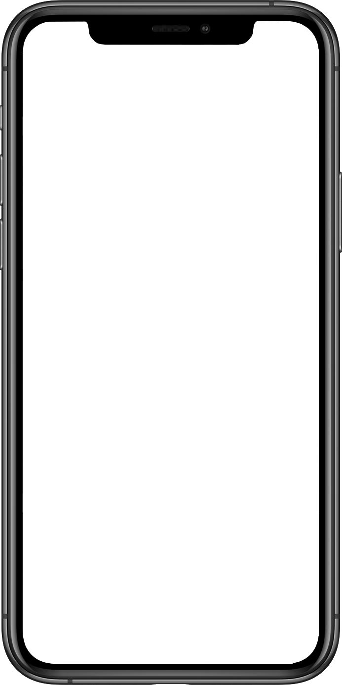 iPhone device frame