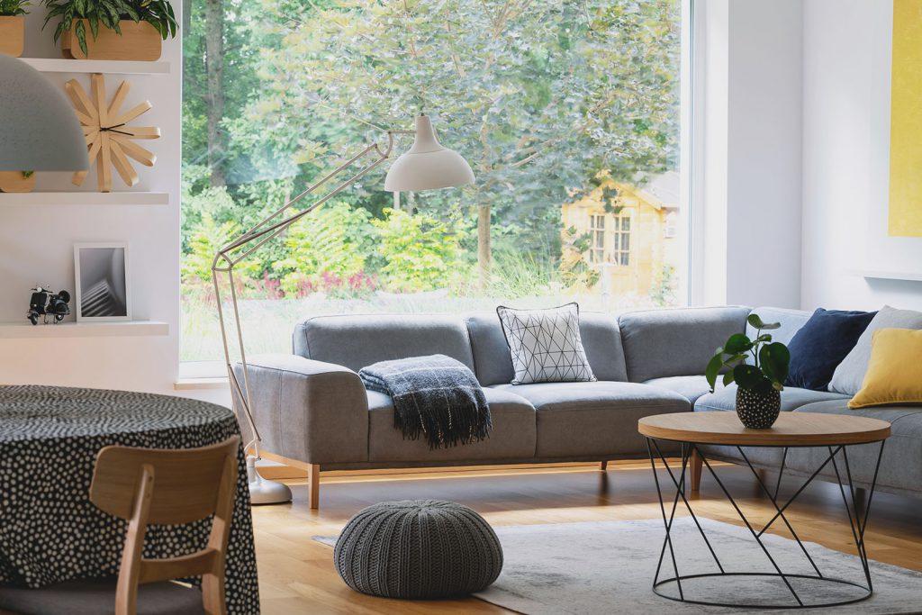 Virtual Showing Living Room